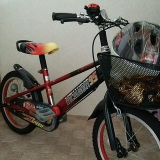 ディズニー(Disney)のカーズ16インチ自転車(自転車)
