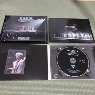 セブンティーン(SEVENTEEN)のSEVENTEEN DIAMOND EDGE Blu-ray(アイドル)
