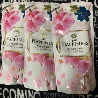 ハピネス(Happiness)のレノアハピネス さくらの香り(洗剤/柔軟剤)