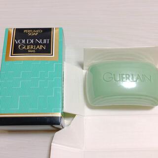 ゲラン(GUERLAIN)のGUERLAIN ゲラン 石鹸 夜間飛行 Dior LANVIN CHANEL(ボディソープ/石鹸)