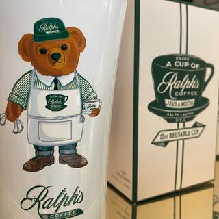ポロラルフローレン(POLO RALPH LAUREN)のラルフローレン  コーヒー タンブラー ポロ マグ コップ ステンレスボトル(タンブラー)