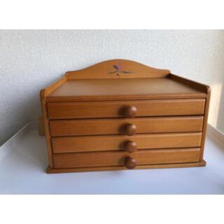 木製 レターケース 書類ケース 収納(オフィス収納)