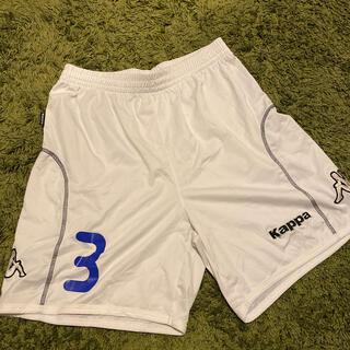 カッパ(Kappa)のサッカーゲームパンツ(番号付き #3)(ウェア)