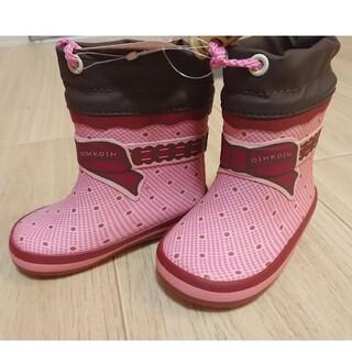 オシュコシュ(OshKosh)の【新品未使用】オシュコシュビゴッシュ 長くつ 13cm*°(長靴/レインシューズ)