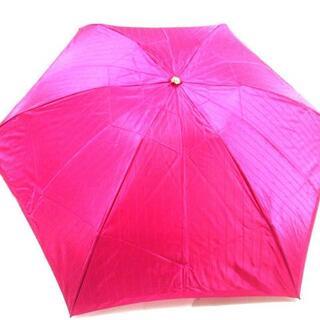 サンローラン(Saint Laurent)のイヴサンローラン 折りたたみ傘美品  -(傘)