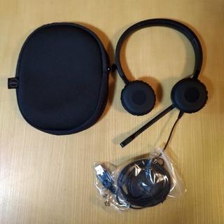 デル(DELL)のDELL Pro Stereo Headset UC350(ヘッドフォン/イヤフォン)