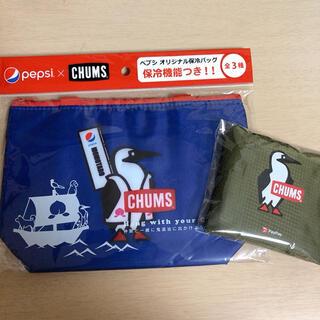 チャムス(CHUMS)のチャムス 保冷バッグ+エコバッグ(弁当用品)