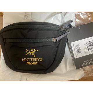 アークテリクス(ARC'TERYX)のPalace Arcteryx Mantis 1 Waistpack Black(ショルダーバッグ)