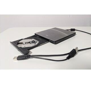 エヌイーシー(NEC)のNEC 外付けBlu-ray DVD ドライブ(PC周辺機器)