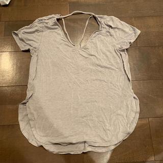 ルルレモン(lululemon)のeasyoga Tシャツ Sサイズ(Tシャツ/カットソー(半袖/袖なし))