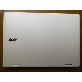 エイサー(Acer)の【トン様専用】acer Aspire R R3-131T-N14D/w  (ノートPC)