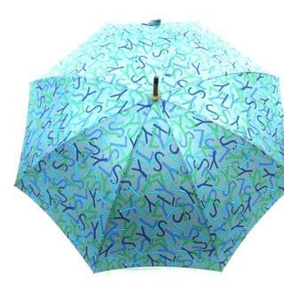 サンローラン(Saint Laurent)のイヴサンローラン 傘美品  ポリエステル(傘)