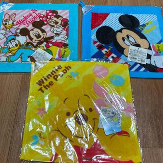 【新品】ディズニーループ付きタオル(その他)