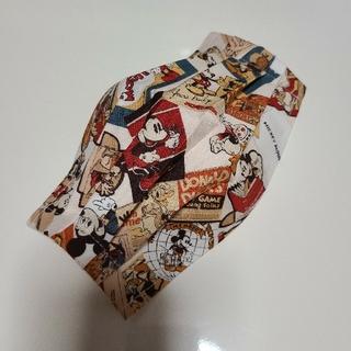 ディズニー(Disney)のマスクカバー・インナーマスク(クラシカルミッキー)(その他)