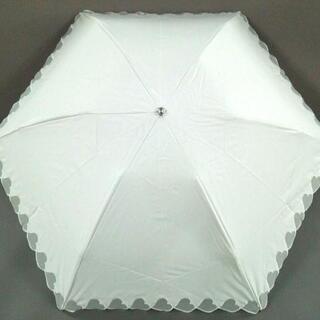 サンローラン(Saint Laurent)のイヴサンローラン 日傘美品  - 化学繊維(傘)