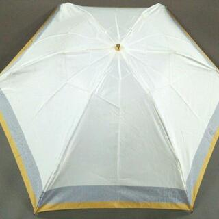 サンローラン(Saint Laurent)のイヴサンローラン 折りたたみ傘 - 化学繊維(傘)