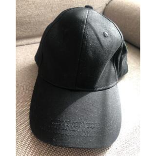 ベルシュカ(Bershka)のベルシュカ     黒 CAP キャップ 帽子(キャップ)