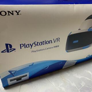 プレイステーションヴィーアール(PlayStation VR)のps4vr プレイステーションVR(家庭用ゲーム機本体)
