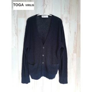 トーガ(TOGA)のTOGA VIRILIS トーガビリリース(メンズ) カーディガン(カーディガン)