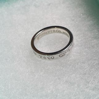 ティファニー(Tiffany & Co.)のティファニー ナローリンク (リング(指輪))