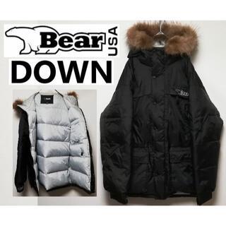 ベアー(Bear USA)の642 90年代 BEAR USA ダウンジャケット(ダウンジャケット)