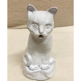 アッシュペーフランス(H.P.FRANCE)のアスティエドヴィラット 猫 キャット インセンスバーナー Setsuko(お香/香炉)