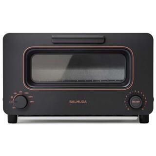 バルミューダ(BALMUDA)のK05A-BK ブラック The Toaster BALMUDA バルミューダ(調理機器)