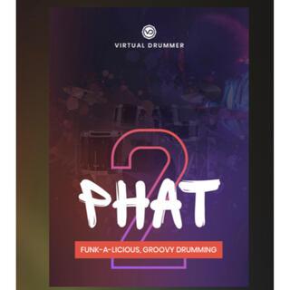 【正規品】UJAM Virtual Drummer 2 PHAT(ソフトウェア音源)