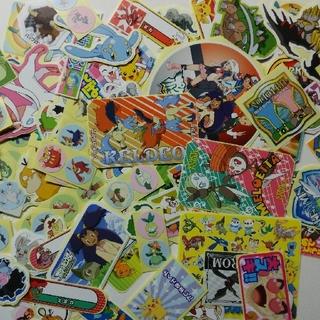 ポケモン(ポケモン)のポケモン フレークシール 150枚以上(その他)