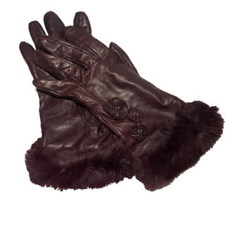 ミラショーン(mila schon)のミラショーンラムレザー手袋(手袋)
