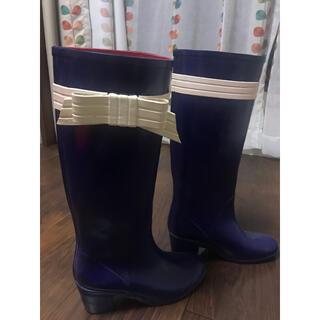 ケイトスペードニューヨーク(kate spade new york)のkate spade ケイト スペード レインブーツ(レインブーツ/長靴)