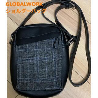 グローバルワーク(GLOBAL WORK)の【綺麗め】ショルダーバッグ(ショルダーバッグ)