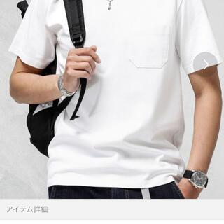 ナノユニバース(nano・universe)のAnti Soaked ヘビークルーネックTシャツ(Tシャツ/カットソー(半袖/袖なし))