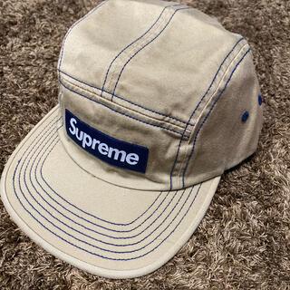 シュプリーム(Supreme)の『最終値下』Supreme Contrast Stitch Camp Cap (キャップ)