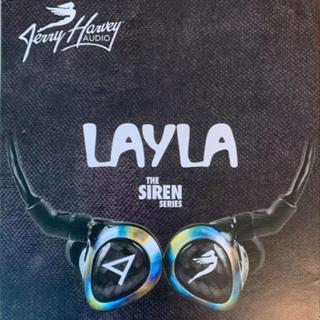 THESIREN SERIES JH Audio Layla Universal(ヘッドフォン/イヤフォン)