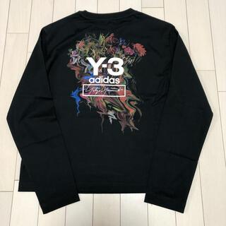 ワイスリー(Y-3)の【新品未使用】M Y-3 TOKETA ロングTシャツ 花柄(Tシャツ(長袖/七分))
