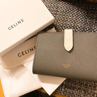 セリーヌ(celine)のceline 二つ折り財布《お値下げ可》(財布)