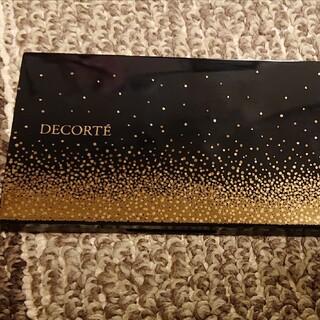 COSME DECORTE - コスメデコルテクリスマスコフレ アイシャドウ