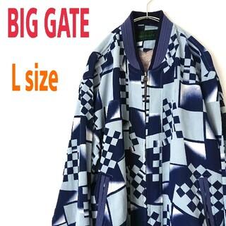 アートコレクション(Art Collection)のBIG GATE ビッグゲート ART VINTAGE ブルゾン アウター(ブルゾン)