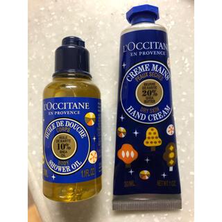 ロクシタン(L'OCCITANE)の新品未使用!ロクシタン ハンドクリーム&シャワーオイル(ハンドクリーム)