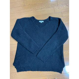 アルファキュービック(ALPHA CUBIC)のALPHA CUBIC ラメ入りセーター(ニット/セーター)