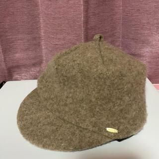 スタディオクリップ(STUDIO CLIP)のキャスケット 帽子 キャップ studio CLIP(キャスケット)
