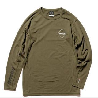 エフシーアールビー(F.C.R.B.)のFCRB×POLARTEC BASE LAYER CREWNECK (Tシャツ/カットソー(七分/長袖))