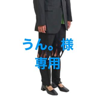 トーガ(TOGA)のTOGA PULLA エンブロイダリーパンツ(その他)