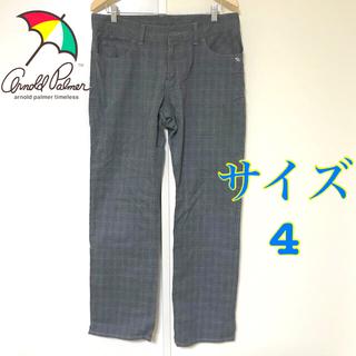 アーノルドパーマー(Arnold Palmer)のアーノルドパーマータイムレス♦︎メンズ サイズ4 パンツ LL位 孔子(ウエア)