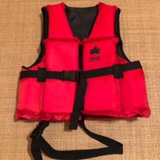ロゴス(LOGOS)のライフジャケット☆ロゴス(子供用Sサイズ)(マリン/スイミング)