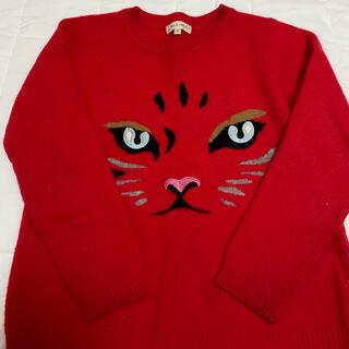 ポールアンドジョー(PAUL & JOE)のポールジョー 猫セーター(ニット/セーター)