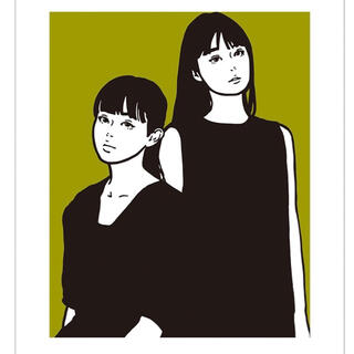 kyne    Untitled:D シルクスクリーン(版画)
