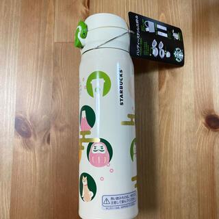 スターバックスコーヒー(Starbucks Coffee)のスタバステンレスボトル2020年日本柄(タンブラー)