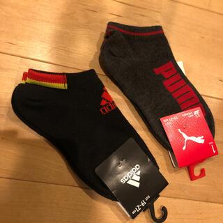 adidas - アディダス・プーマ   靴下